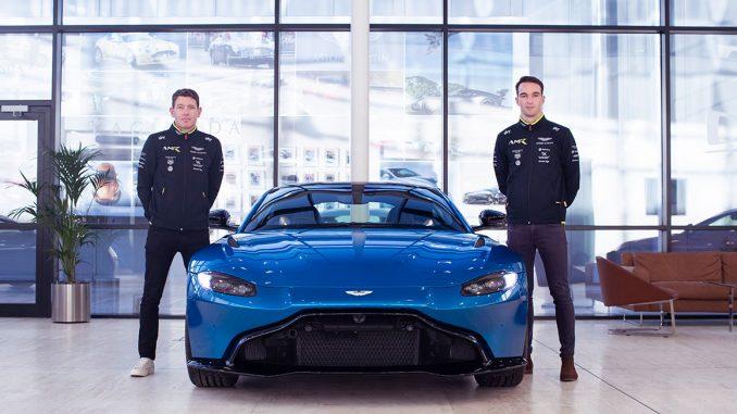 Fuente: Aston Martin Racing