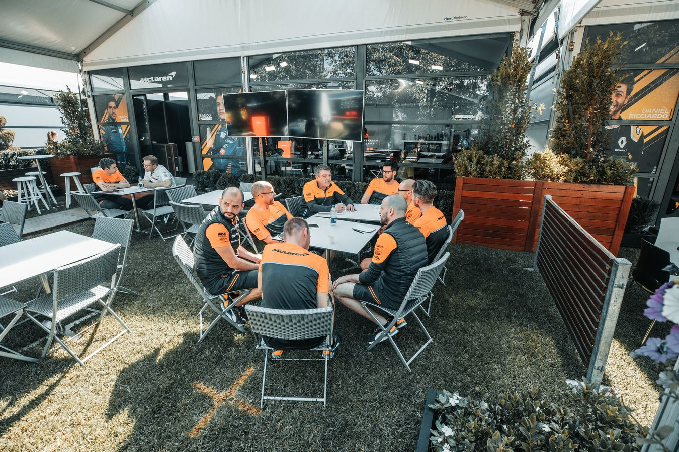 Equipo de McLaren