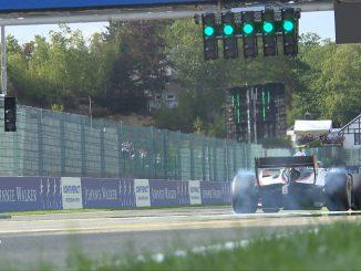 Vuelta formación F2 Bélgica