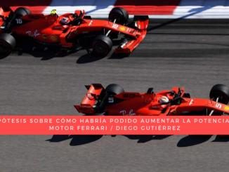 Motor Ferrari
