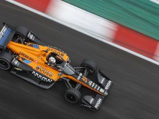 EL monoplaza de la Indy de Arrow McLaren