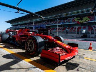 Morro ancho de Ferrari de 2020