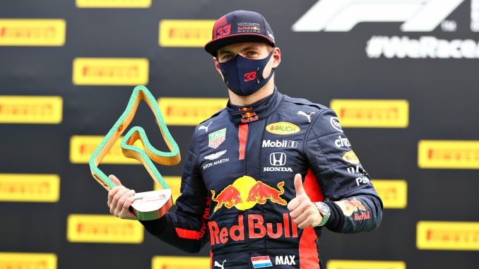 """Max Verstappen: """"El podio es bueno, pero hay mucho trabajo por ..."""