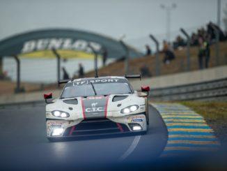 TF Sport en Le Mans (Foto: @OfficialTFSport)